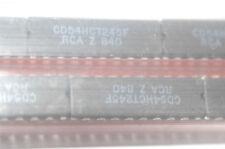 RCA CD54HCT245F 20-Pin Ceramic Dip Mil-Spec IC 54HCT245 New Lot Quantity-2