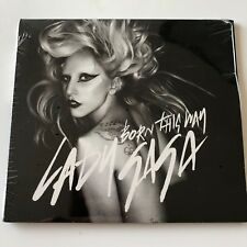 Born This Way 4 Track CD Single by Lady Gaga - BRAND NEW & SEALED!