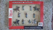 Britains USA Confederate Cavalry & Infantry set 9386