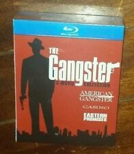 Gangsters Gift Set (Blu-ray Disc, 2008, 3-Disc Set) Free Shipping!