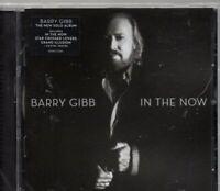 BARRY GIBB-In The Now (Deluxe Edition 3 bonus tracks) CD-Brand New-Still Sealed