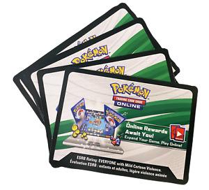 36x Vivid Voltage Pokemon TCGO Online Code Cards