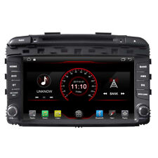 Android 9.1 Car DVD Player GPS Navi Radio Stereo For Kia Sorento 2015 2016 2017