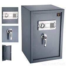 Electronic Safe Digital Keypad Steel Home Office Security Lock Box Cash Jewelry
