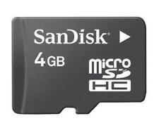 SanDisk 4GB 8GB 16GB 32GB MicroSD Class 4 UHS-1 SDSDQAB-016G Micro SDHC Card Lot