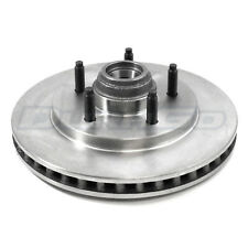 Disc Brake Rotor and Hub Assembly Front IAP Dura BR54091