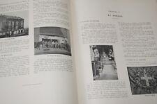 HISTOIRE DE LA COMMUNE DE BAULERS ILLUSTRE 1949 BELGIQUE