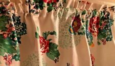 """Pioneer Woman Valance Country Garden Floral 36"""" W 14"""" L Made Sale"""