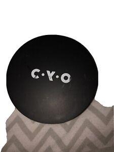 CYO MEET YOUR MATTE MATTE PRESSED FACE POWDER MIRROR - FAIR MEDIUM