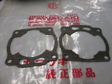 NOS Kawasaki 1988-1989 KX125 Cylinder Base Gasket 11009-1690 Set Of 2