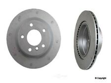Disc Brake Rotor Front Left WD Express 405 06123 001