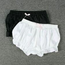 Women Girls Lolita Bloomers Pumpkin Shorts Underwear Knickers Cosplay Kawaii