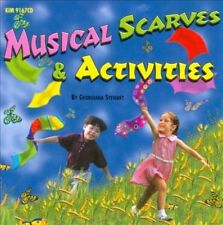 NEW Musical Scarves & Activities (Audio CD)