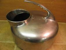 Vintage Surge Babson Bros Milk Bucket Milking Machine Stainless Steel