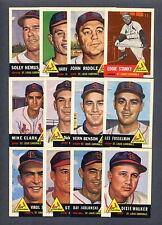 1953 Topps REPRINT 1991 Archives St. Louis Cardinals Baseball TEAM SET