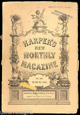 Harper's Monthly Magazine, Mar 1886, With the Afghan Boundary Commission