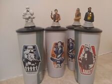 Solo Star Wars Movie Theater Exclusive Cup & Toppers - Set of 4