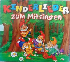 Kinderlieder Zum Mitsingen CD | Zustand gut