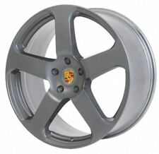 22 INCH APEC RIN SPORT SILVER RIM AND TYRE PACKAGE AUDI Q7  PORSHE