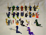 Collection 24 Pcs lego MOC Ninjago Evil Ninja Pythor Chop'rai Mezmo Snake Toys