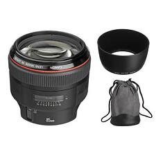 Canon EF 85mm f/1.2L II USM Lens for DSLR Camera Bodies