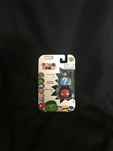 Marvel Tsum Tsum 3 pack Series 2 Lot Of 4 Free Shipping