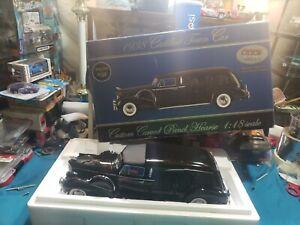 1:18 Precisionmin. PMSC-05B 1938 Cadillac Town Car Body Carriage Landau Hearse