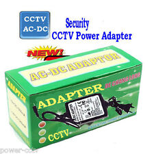 New 12V 1A  AC DC   Power Adapter for CCTV Surveillance Security Camera DVR IP