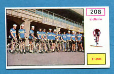 Figurina/Sticker CAMPIONI DELLO SPORT 1967/68-n.208 - FILOTEX SQUADRA -rec