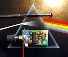 MICRO THEREMIN Assembled Real Heterodyning Instrument Theramin