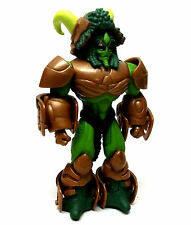 """GORMITI Lords of Nature  6"""" Deatiled Transformer Toy Figure, very nice !"""