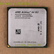 AMD Athlon 64 X2 3800+ 2 GHz 1 MB Socket 939 Dual-Core (ADA3800DAA5BV) Processor