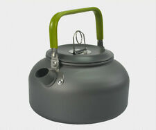 800ml Camping Outdoor Water Kettle Stove Coffee Pot Portable Teapot Hiking 7961