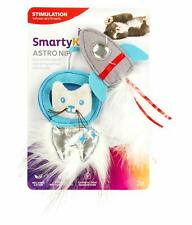 NEW SmartyKat Astro Nip SpaceKat & Rocket Cat Toy Stimulation