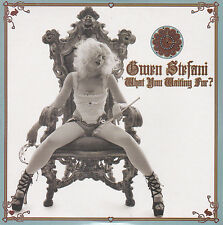 CD CARTONNE CARDSLEEVE  2T GWEN STEFANI DE 2004 WHAT YOU WAITIN FOR NEUF SCELLE