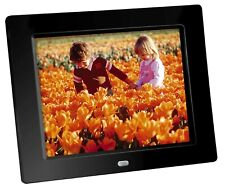 "Braun Digital Frame 80 TFT LED 8"" Screen Picture Photo Frame"