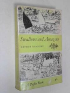 Swallows and Amazons by Arthur, Ransome Paperback Book The Cheap Fast Free Post