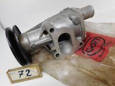 Pompa acqua raffreddamento motore Autobianchi A112 prima serie 1° tipo dal 1971