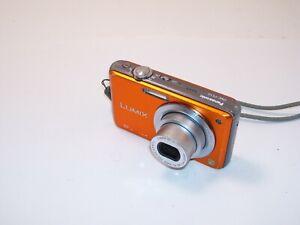 Panasonic LUMIX DMC-FS10/DMC-FH1 12,1 MP Digitalkamera - Orange