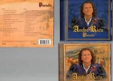 """ANDRE RIEU """"Paradis"""" (2 CD) Anniversaire 25 ans 2003"""