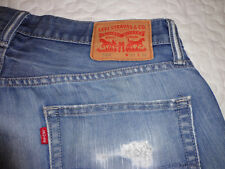 Original LEVI'S Strauss & Co Men Jeans 514 straight W36 L30 blue - bought in USA