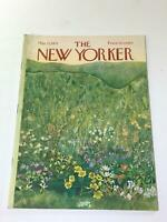 The New Yorker: May 22 1971 - Full Magazine/Theme Cover Ilonka Karasz
