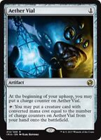 AETHER VIAL Iconic Masters MTG Artifact Rare