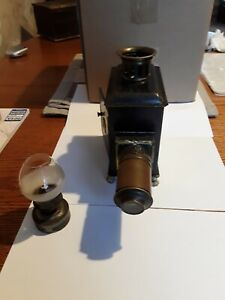 Antique Magic Lantern Outfit Projector