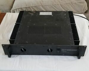 Electro-Voice (EV) Dynacord 7200 2 Channel Power Amp (church owned)