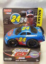 Fisher Price Shake 'N Go NASCAR Racer - Jeff Gordon NEW