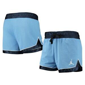 Women's Nike Jordan UNC North Carolina Tar Heels Mesh DNA Shorts NWT XS