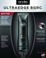 Andis Professional UltraEdge BGRC Detachable Blade Clipper # 63700 Haircut NEW