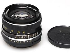 Carl Zeiss Sonnar 85mm F2.8 f. Rollei Rolleiflex QBM
