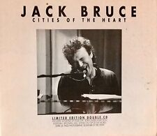 Jack Bruce - Cities Of The Heart, 2-CD LE BOX SET, CMP CD 1004